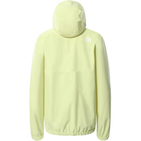 The North Face Waterproof Fanorak Mujer, pale lime yellow